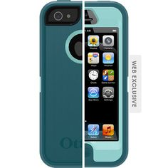 iPhone 4s case – OtterBox Defender Series. I will get this case no matter what!