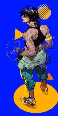 Fantasy Character Design, Character Design Inspiration, Character Art, Pretty Art, Cute Art, Black Anime Characters, Character Design References, Boy Art, Cute Anime Guys