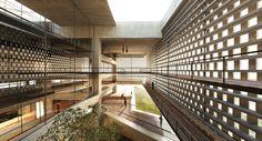 Galeria - Tsabikos Petras vence concurso para o Museu Grego de Arqueologia - 4