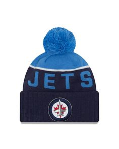 Winnipeg Jets New Era 2016 NHL Sport Knit Hat