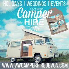 Volkswagen Campervan Hire Devon