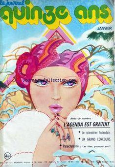 JOURNAL QUINZE ANS (LE) no:112 01/01/1975