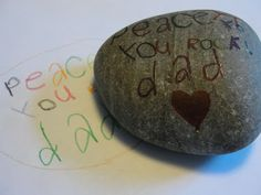 The kids can show their love for Dad with this handmade heart handprint Father's Day card. Summer Arts And Crafts, Holiday Crafts For Kids, Easy Crafts, Kids Crafts, Daycare Gifts, Daycare Ideas, Handmade Father's Day Gifts, Crafty Craft, Crafting