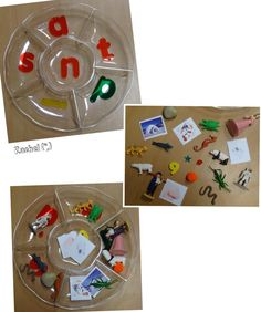 "A few of the phonics activities we complete in my early years classroom - from Rachel ("",) Jolly Phonics Activities, Phonics Games, Phonics Reading, Teaching Phonics, Kindergarten Literacy, Alphabet Activities, Early Literacy, Nursery Activities, Literacy Centers"