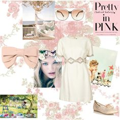 """""""Rose"""" by louiserondeau on Polyvore"""