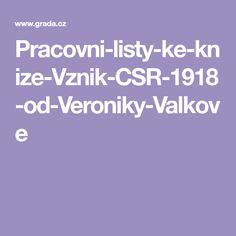 Pracovni-listy-ke-knize-Vznik-CSR-1918-od-Veroniky-Valkove Let It Be, Historia