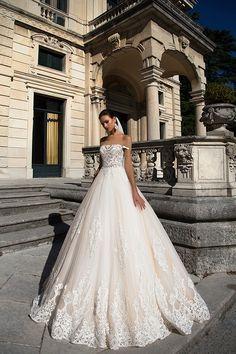 Milla Nova Bridal Wedding Dresses 2017 diamond / http://www.himisspuff.com/milla-nova-bridal-2017-wedding-dresses/15/