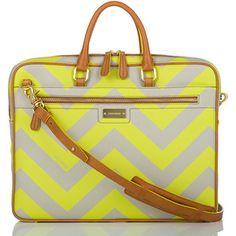 brahmin laptop bag striped - Google Search