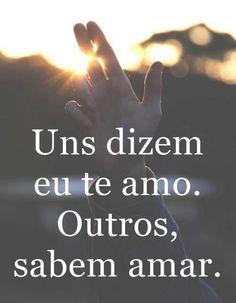 Palavras não amam.  - Aldenice Santos - Google+