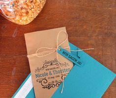 Sehr hübsche vintage Hochzeitskarte :) perfekte Einladung für eine Vintagehochzeit