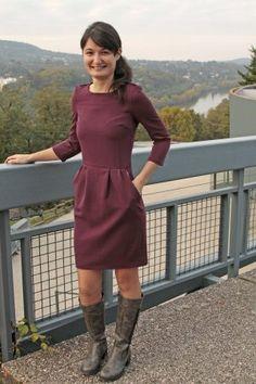 Robe Lora aux couleurs de l'automne | CRéAtive CRéAtion by Steph                                                                                                                                                                                 Plus