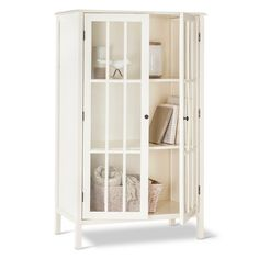 $218 Target Windham Library Cabinet   Threshold™   Shell