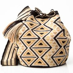 Authentic Handmade Wayuu Mochila Bags | Habit