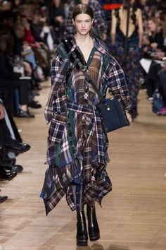 Sacai Autumn/Winter 2017 Ready-To-Wear