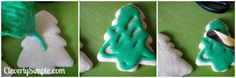 How to Icing Sugar Cookie
