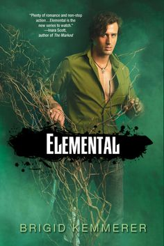 Elemental by Brigid Kemmerer:read the review at The Reading Cafe-http://thereadingcafe.com/reviews/elemental-elemental-0-5-ya-brigid-kemmerer-review/#