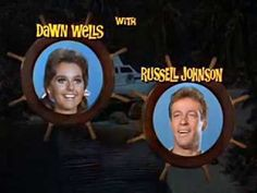 """Gilligan's Island Opening Theme from Season Two """"The Professor and Mary Anne"""" - YouTube"""