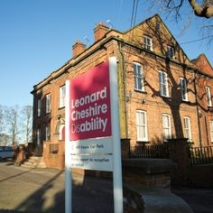A Purpose Built Leonard Cheshire Disability Care Home Hill House In