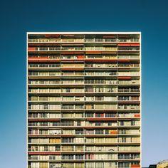 hlm_gisou Photography Words, Amazing Photography, Le Pigeon, Prince, Years Passed, Concrete Jungle, Facade Architecture, Le Corbusier, Primitive