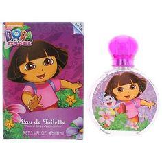 Dora The Explorer Perfume by Air Val, 3.4 oz EDT Spray for Girls NEW