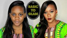 Basic to Glam: Get Ready With Me