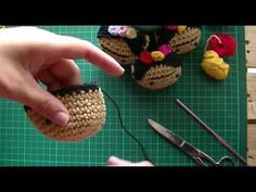 Frida crochet paso a paso - YouTube