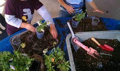 Exploring the Outdoor Classroom: A Few Storage Tips and Tricks