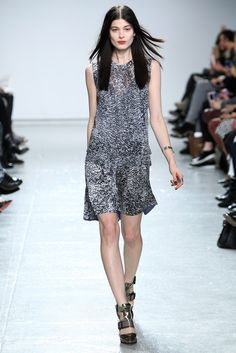 Rebecca Taylor Fall 2014 Ready-to-Wear Fashion Show