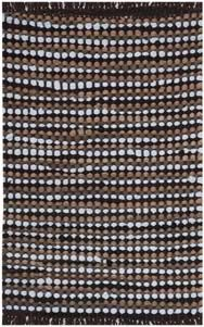 shag rug, flat weav