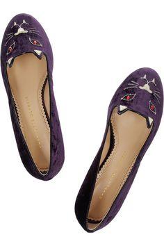 #ranitasobanska #fashion #inspirations.. Charlotte Olympia shoes