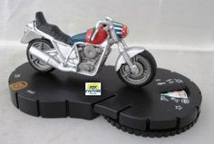 HEROCLIX-Nick-Fury-Agent-of-Shield-062-CAPTAIN-AMERICAS-MOTORCYCLE-Chase