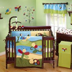 Crib Set - OMG I love it!