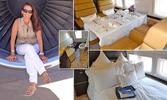 What it's REALLY like to be an air stewardess on a private jet
