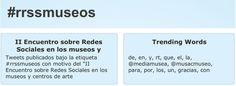 Museos y Redes Sociales II (2012)