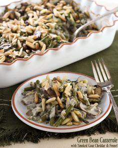 ... on Pinterest | Green Bean Casserole, Parmesan and Green Beans Almonds