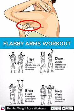 Flabby Arms Workout Gesundheit Fitness Workout Übung Motivation Arme 693835886326 … – Fitness And Exercises Body Workout At Home, Fitness Workout For Women, At Home Workout Plan, Fitness Workouts, Tricep Workout Women, Arm Workout Women With Weights, Back Workout Women, Workout Body, Back Fat Workout