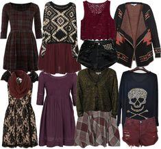 aria motgomery fashion