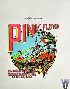 Pink Floyd in Sacramento More