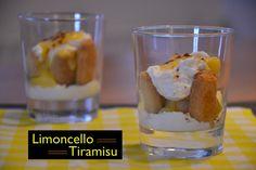Limoncello Tiramisu