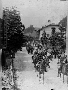 1918-1938 Feuerwehr Fieberbrunn heimatverein.at