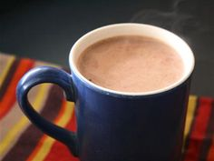 Low-carb hot chocolate recipes
