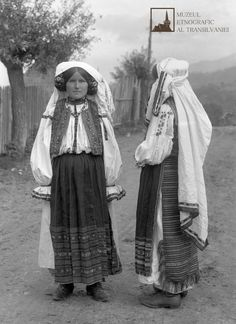 June 24 - Day of Universal exit - female traditional Transylvanian Shirts Folk Costume, Costumes, Arya, Short Film, Romania, Ethnic, Old Things, Traditional, History