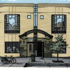 Image result for prairie lights bookstore