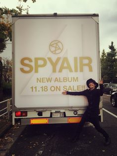SPYAIR  new album -4