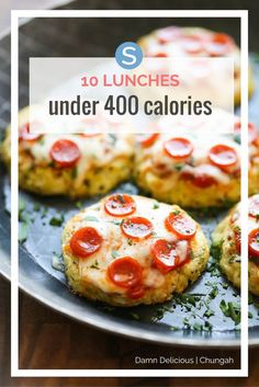 Looking for a lunch that will keep you fit and full? Check out these 10 lunches that are under 400 calories