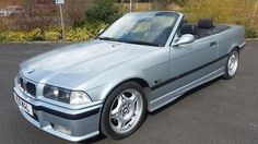 1994 bmw m3 #(e36) 3.0 #convertible, #silver, View more on the LINK: http://www.zeppy.io/product/gb/2/311589187371/