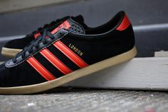 Adidas Originals - London :: Looking for a pair of these or the Athen.
