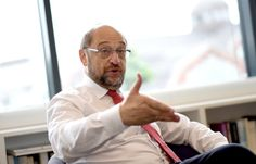 Chancellor Candidate Unloads: Germany's Martin Schulz Says Trump 'Far Worse' Than Expected