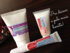 produtos pele
