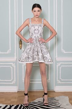 SPRING 2015 RTW ALICE + OLIVIA COLLECTION